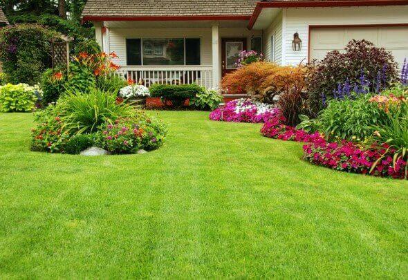 2f85022b7 Tipos de grama para jardim residencial - Central da Grama
